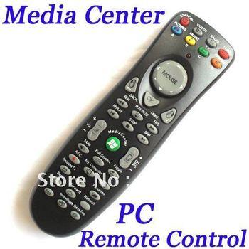 Free Shipping !Wholesale Windows XP Vista Media Center Wireless USB/ PC /computer Remote Control