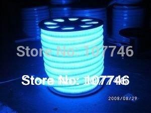 220V Blue LED Neon Flex light 50 meters