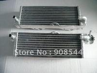 Motorcycle Aluminum Radiator for  HUSQVARNA  WR125 CR125 00-08  WR250 00-10