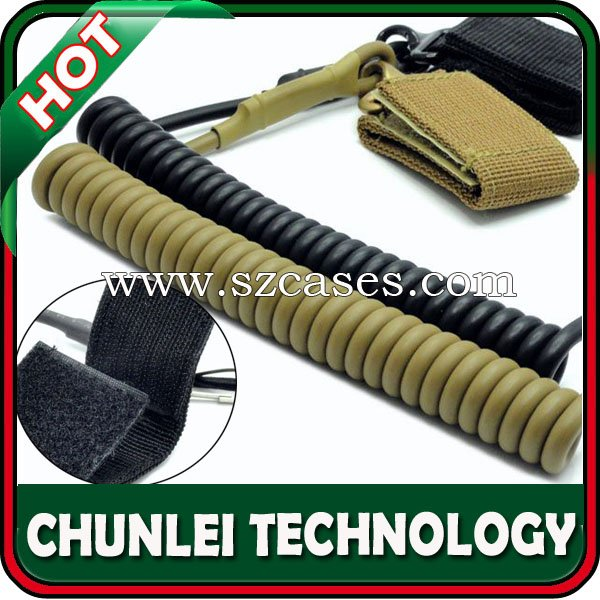 Military Safety System Outdoor Belt 2 color Gun Rifle Pistol Sling(Hong Kong)
