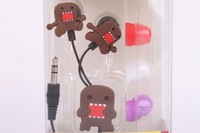 Good gift for MP3/MP4 Computer Pad Cartoon headphone 20pcs/lot Freeshipping