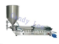 Viscous products filling machine (filler)