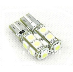 Free shipping!Wholesale and Retail,LED cars lamp,Decodes 5 lamps,Shows the wide lamp,headlights car parts(China (Mainland))