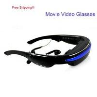 50inch HD Video glasses  free shipping door to door