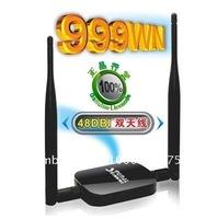 999WN 48dbi 2000mw usb wireless adapter wifi city