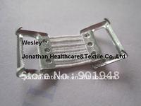 Aluminium with elastic Clips elastic crepe bandages