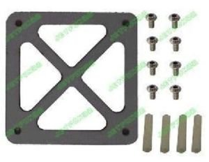 Reinforced Protection cover/plate for KK MK MultiCopter controller circuit board