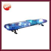 TBD-GA-02123A Ambulance Lightbar + 100W siren & speaker, DC12V,  Power 230W, PC Lens & Aluminium Base, High Quality Halogen Lamp