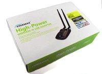 Free dhl shipping!!High Power 802./n/b/g Kinamax 300Mbps USB 2.0 WiFi Wireless Network adapter
