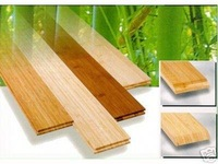carbonized horizontal bamboo flooring with E1 glue