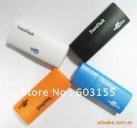NEW Micro SDHC SD TF T-Flash USB 2.0 Card Reader 32GB