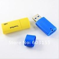 Micro SDHC SD TF T-Flash USB 2.0 Card Reader 32GB 50pcs/lot