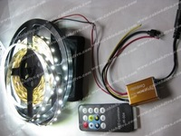 Remote controller led for Cool White/Warm white LED Strips,White Remote Controller 8A 96W 12V led remote control 10pcs/lot