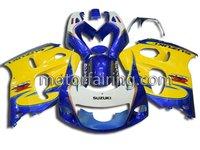 GSXR600/750 01-03 Body parts fairing kit for SUZUKI motorcycle