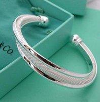 12pcs/lot Wholesale Free Shipping Fashion Edge Mesh  Silver Plated bangle bracelet. Bangles Super price