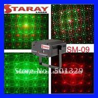 Top selling SM-09 Christmas laser light