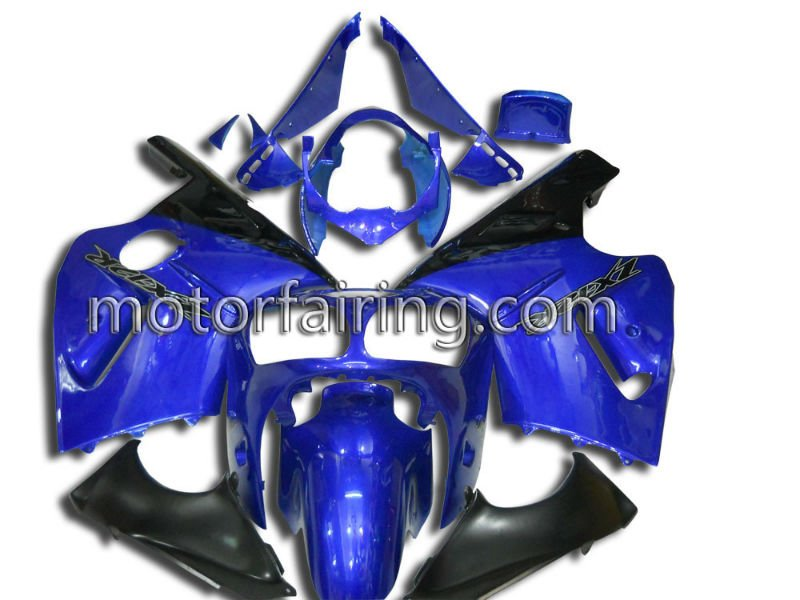 Race fairing for kawasaki ninja zx12r 00-01 motorcycle body frames/bodywork abs plastic/aftermarket parts and accessories(China (Mainland))