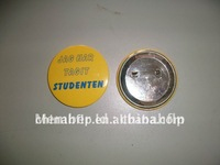 New 1000pcs/log New Arrival! nice promotional tin badge ,fashion pin badge.round badge button with custom printing