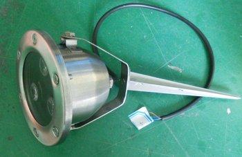 3*3W LED Lawn Light, LED Outdoor Light;DC12V input;IP65