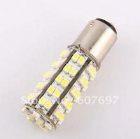 2 X 1157 68SMD 1210/3528 Car LED Fog Lamp Light BA15D