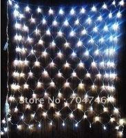 White 120 LED NET light Christmas decorative lights LED lights 10pcs/lot
