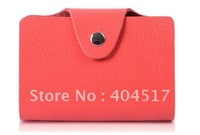 Cow Leather Business Card Holder free shipping.