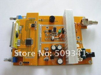Free shipping 15W Adjustable 88-108MHz PLL stereo Fm transmitter broadcast PCB