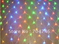 Color 120 LED NET light Christmas decorative lights LED lights 10pcs/lot