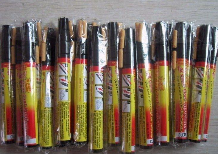 Simoniz Fix It Pro pen Clear Coat Scratch Repair Pen ,free shipping(China (Mainland))
