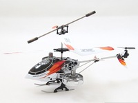 MOQ:1!  Free shipping 4.5 channels gyro infrared radio control alloy helicopter with cruise and side flying function, L6022
