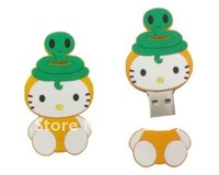 Lovely  doll usb flashdrive,   1G 2G,Free shipping by CPAM,full memory usb flash drives,usb 16gb,motorcycle