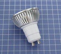 Wholesale LED Spotlight epistar led chip 30pcs/lot Gu10 6W LED bulb