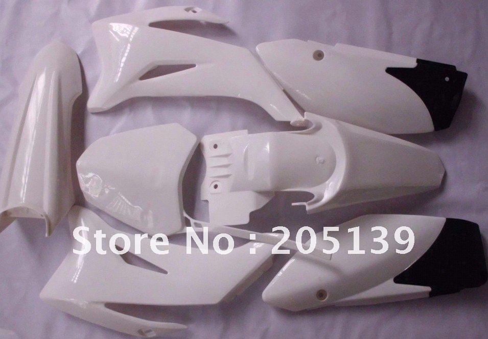 Motorcycle Parts full plastic for CHINA yamaha MOTORCYCLE dirt pit bike TTR110(China (Mainland))