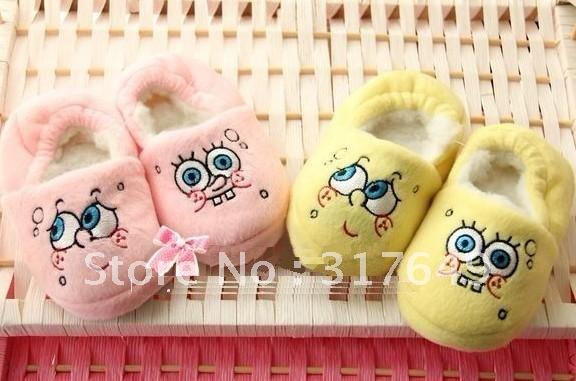 Spongebob squarepants children s slippers cotton slippers children