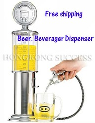 Single Novelty Beer Beverage Alcohol Liquid Water Drink Dispenser Machine Mini Gas Station Shots Pump Gun Nozzle 250BER(Hong Kong)