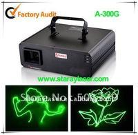300mw green animation  laser lighting projector