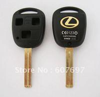 Remote Key Shell Case For LEXUS ES300 GS LS IS LX470 RX