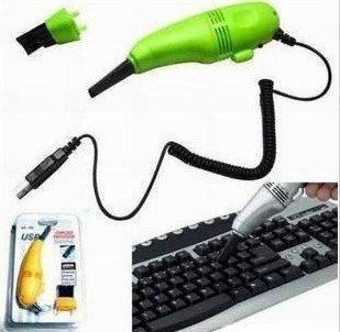 Free shipping Wholesale MINI USB Gadget Keyboard Vacuum Cleaner,usb vacuum cleaner,Keyboard cleaner CK0164
