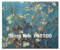 flower oil painting free shipping