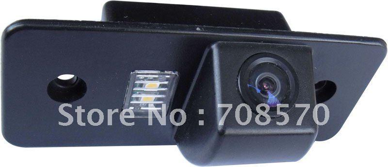 for VW POLO(NB), mini and hidden car back view camera, auto rear camera JY-9584(China (Mainland))