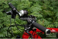 8pcs Bike Front Light 3 Mode Waterproof 1200 Lumens Bicycle Light HeadLight SSC-P7 LED HeadLamp