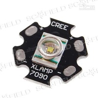 Cree XR-E R2 (WG) Emitter on Premium Star(CG104421)