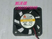Y.S.Tech 4010 24V Ball bearing cooling fan FD244010HB Cooling Fan