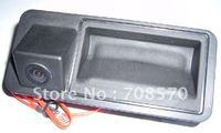 for AUDI A4L/Q5, mini and hidden car auto reversing camera,  car rearview camera  JY-6701