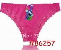 Christmas Promotion Sale,Free shipping,600pcs/lot,Wholesale Ladies underwear,women cotton panty,sexy brief,#86257