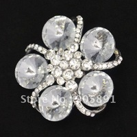 High quantity crystal brooch(wbr-749)