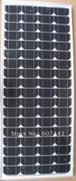 Factory Supply 120w monocrystalline solar panel /solar module for 24 v battery system TUV UL
