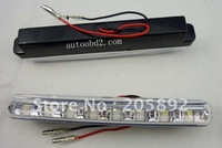 led daytime running light ,High quality led daytime running lamp ,fog light  KY-008C1 Free Shipping