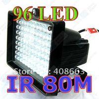 CCTV 96 LED 80m Night vision IR Illuminator F74