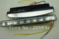 led daytime running light ,High quality led daytime running lamp ,fog light  KY-008C3 Free Shipping